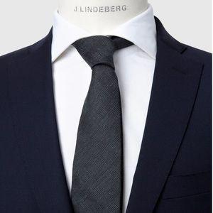 J. Lindeberg Check Tie🔥🔥Host Pick🔥🔥 NWT!